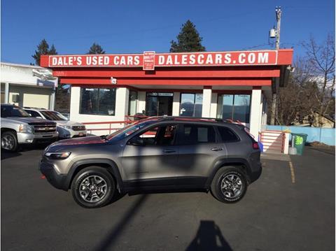 2019 Jeep Cherokee for sale in Coeur D Alene, ID