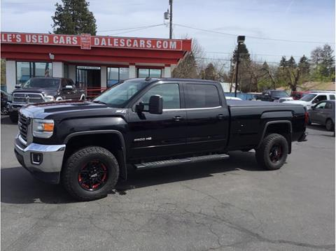 2015 GMC Sierra 2500HD for sale in Coeur D Alene, ID
