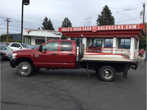 2007 Dodge Ram Chassis 3500 for sale in Coeur D Alene, ID