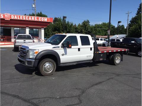 2013 Ford F-550 Super Duty for sale in Coeur D Alene, ID