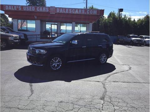 2014 Dodge Durango for sale in Coeur D Alene, ID