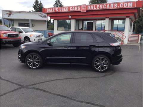 2018 Ford Edge for sale in Coeur D Alene, ID