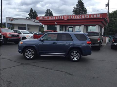 2010 Toyota 4Runner for sale in Coeur D Alene, ID