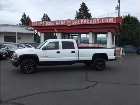 2005 GMC Sierra 2500HD for sale in Coeur D Alene, ID