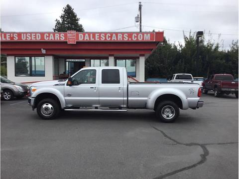 2012 Ford F-450 Super Duty for sale in Coeur D Alene, ID