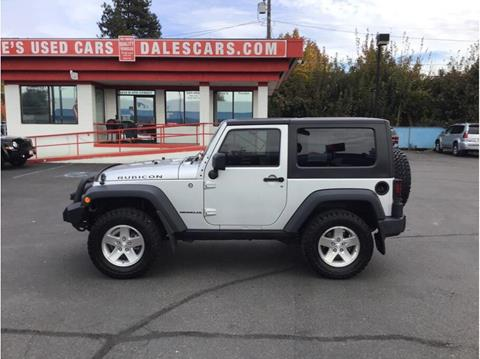 2008 Jeep Wrangler for sale in Coeur D Alene, ID