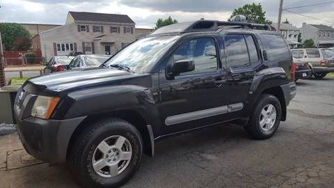 2006 Nissan Xterra for sale at Centre City Imports Inc in Reading PA
