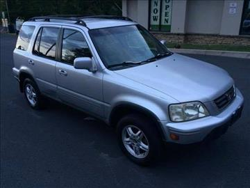 2001 Honda CR-V for sale at Centre City Imports Inc in Reading PA