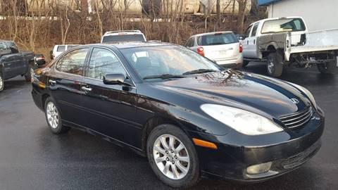 2002 Lexus ES 300 for sale at Centre City Imports Inc in Reading PA