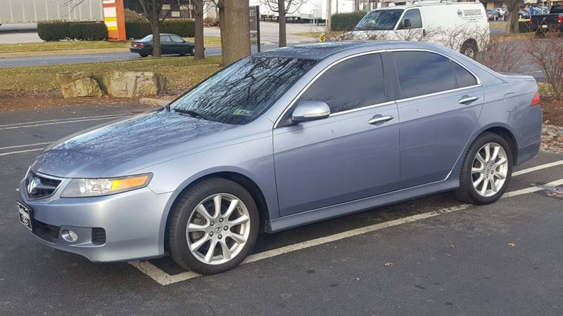 2007 Acura TSX for sale at Centre City Imports Inc in Reading PA