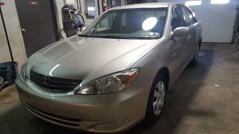 2003 Toyota Camry for sale at Centre City Imports Inc in Reading PA