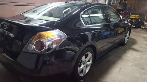 2008 Nissan Altima for sale at Centre City Imports Inc in Reading PA