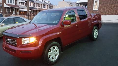 2006 Honda Ridgeline for sale at Centre City Imports Inc in Reading PA