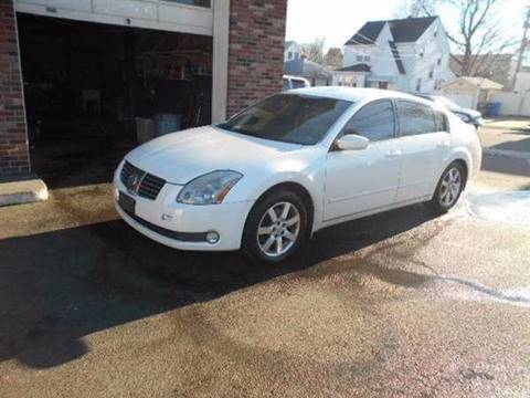 2004 Nissan Maxima for sale at Centre City Imports Inc in Reading PA