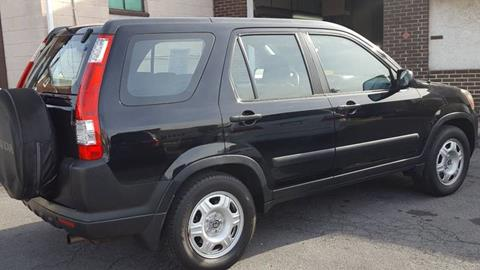 2005 Honda CR-V for sale at Centre City Imports Inc in Reading PA
