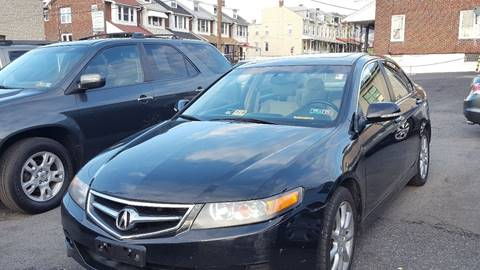 2006 Acura TSX for sale at Centre City Imports Inc in Reading PA