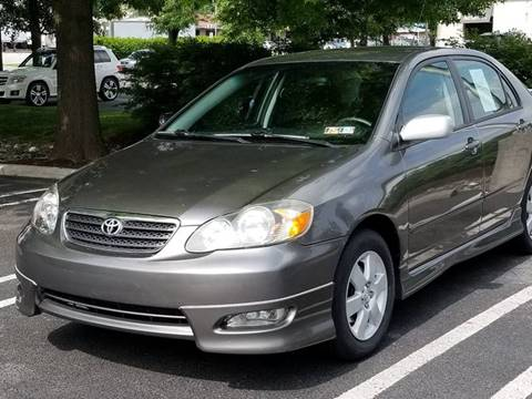2005 Toyota Corolla for sale at Centre City Imports Inc in Reading PA