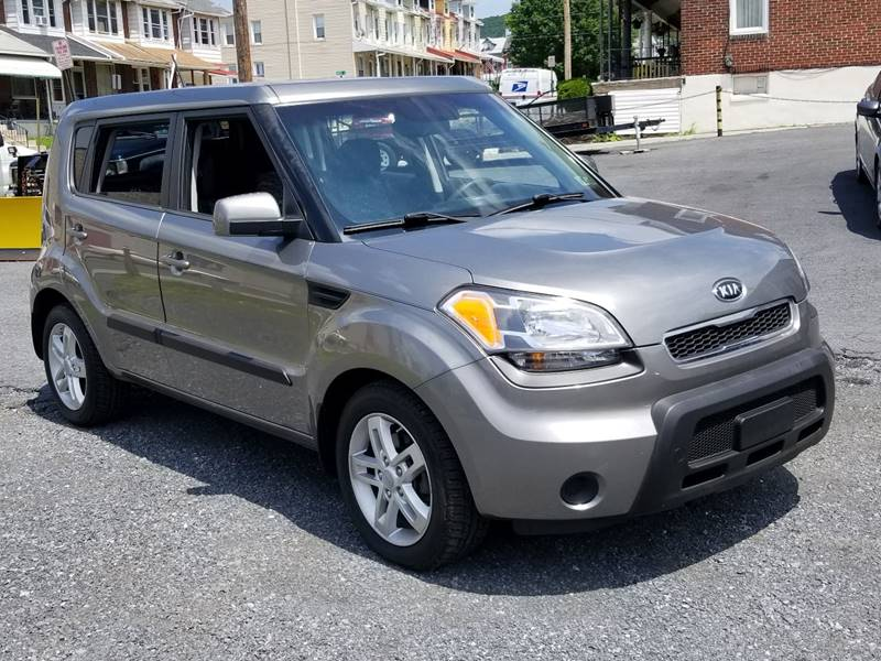 2011 Kia Soul for sale at Centre City Imports Inc in Reading PA