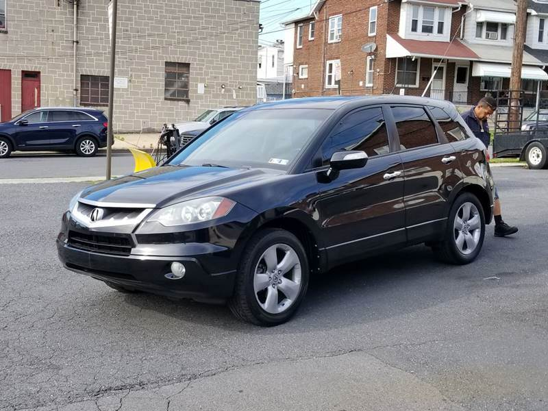 2008 Acura RDX for sale at Centre City Imports Inc in Reading PA