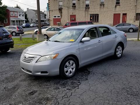 2007 Toyota Camry for sale at Centre City Imports Inc in Reading PA