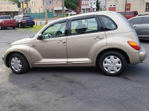 2004 Chrysler PT Cruiser for sale at Centre City Imports Inc in Reading PA