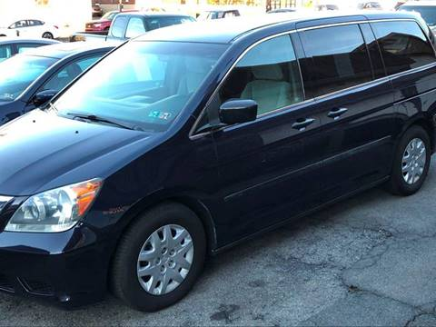2008 Honda Odyssey for sale at Centre City Imports Inc in Reading PA