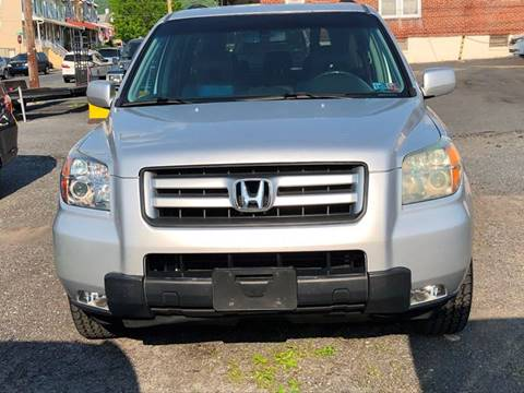 2006 Honda Pilot for sale at Centre City Imports Inc in Reading PA