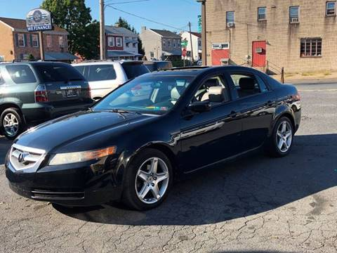 2006 Acura TL for sale at Centre City Imports Inc in Reading PA