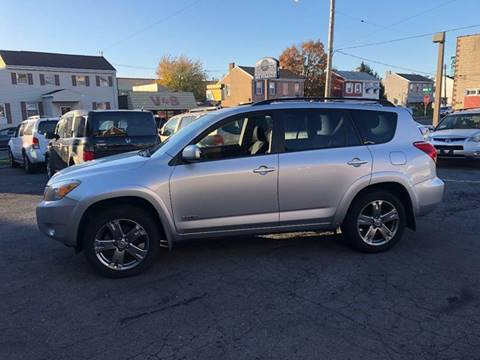 2008 Toyota RAV4 for sale at Centre City Imports Inc in Reading PA