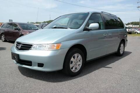 2004 Honda Odyssey for sale at Centre City Imports Inc in Reading PA