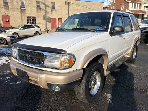 1999 Ford Explorer for sale at Centre City Imports Inc in Reading PA