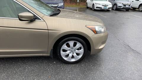 2009 Honda Accord for sale at Centre City Imports Inc in Reading PA
