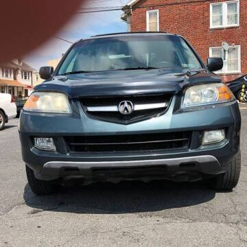 2005 Acura MDX for sale at Centre City Imports Inc in Reading PA