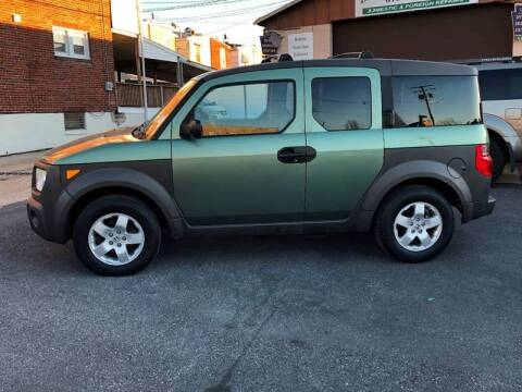 2004 Honda Element for sale at Centre City Imports Inc in Reading PA