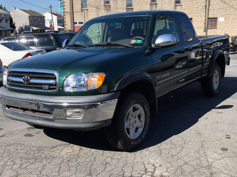 2000 Toyota Tundra for sale at Centre City Imports Inc in Reading PA