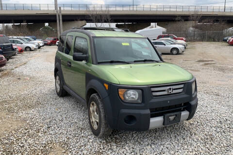 2008 Honda Element for sale at Centre City Imports Inc in Reading PA