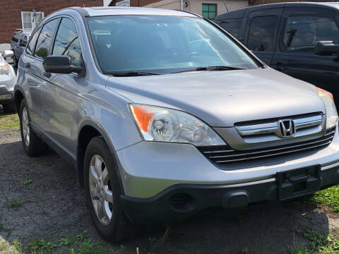 2008 Honda CR-V for sale at Centre City Imports Inc in Reading PA