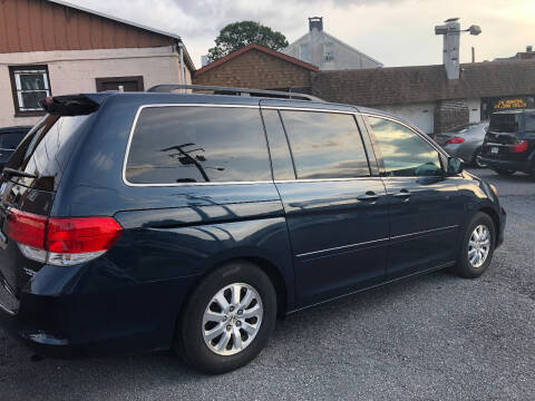2010 Honda Odyssey for sale at Centre City Imports Inc in Reading PA