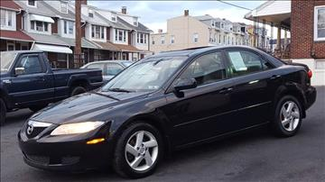 2003 Mazda MAZDA6 for sale at Centre City Imports Inc in Reading PA