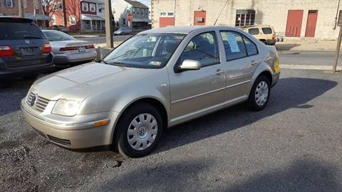 2005 Volkswagen Jetta for sale at Centre City Imports Inc in Reading PA