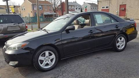 2002 Toyota Camry for sale at Centre City Imports Inc in Reading PA