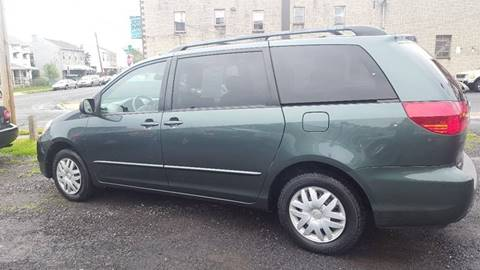 2004 Toyota Sienna for sale at Centre City Imports Inc in Reading PA