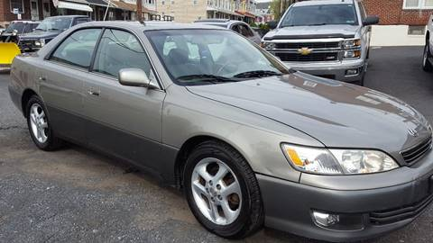 2001 Lexus ES 300 for sale at Centre City Imports Inc in Reading PA