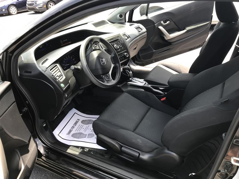 2015 Honda Civic LX 2dr Coupe CVT - Nashville TN
