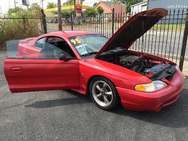 1995 Ford Mustang SVT Cobra Base 2dr Coupe - Nashville TN