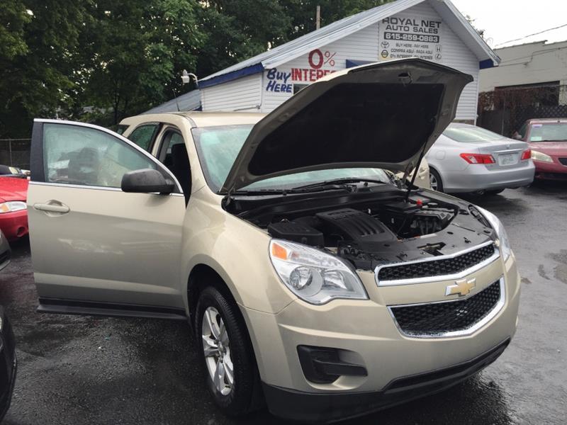 2012 Chevrolet Equinox LS 4dr SUV - Nashville TN