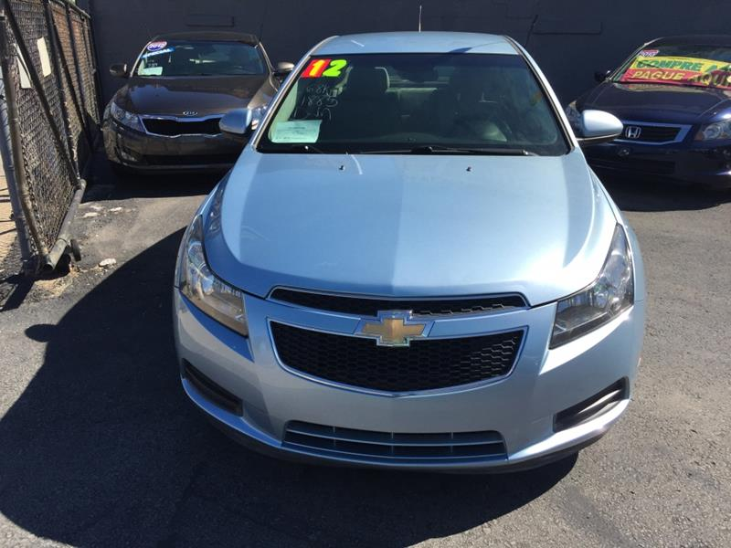 2012 Chevrolet Cruze ECO 4dr Sedan - Nashville TN