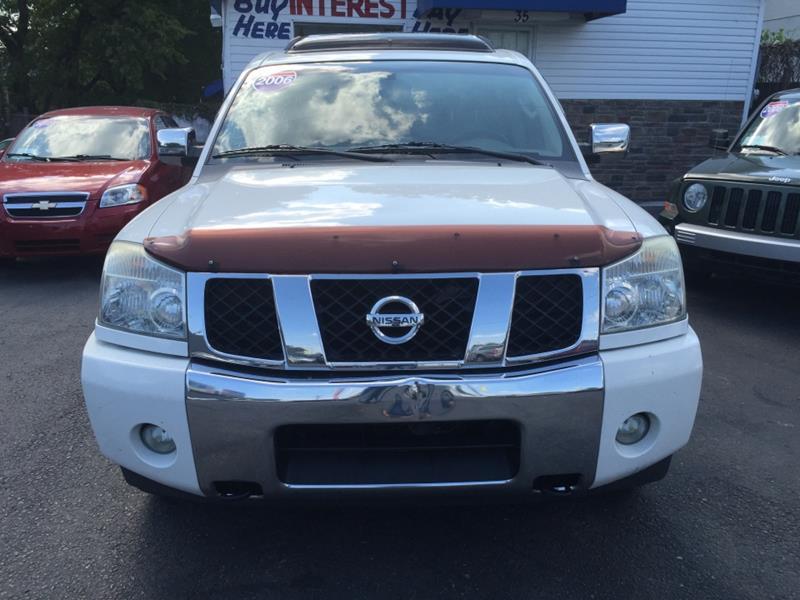 2006 Nissan Armada LE 4WD - Nashville TN