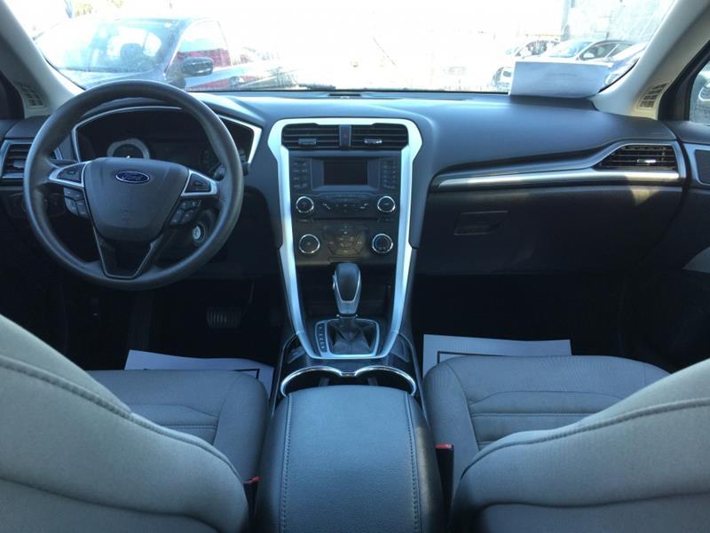 2015 Ford Fusion S 4dr Sedan - Nashville TN