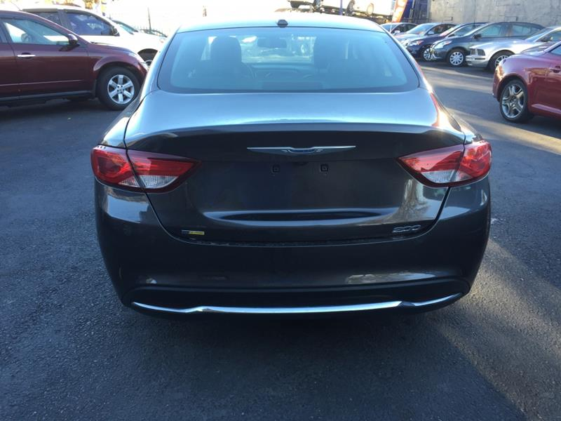 2015 Chrysler 200 C 4dr Sedan - Nashville TN